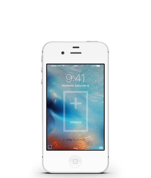 iphone-4-lautstaerkeregler-reparatur