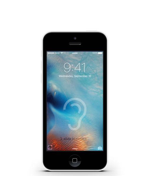 iphone-5c-hoermuschel-reparatur