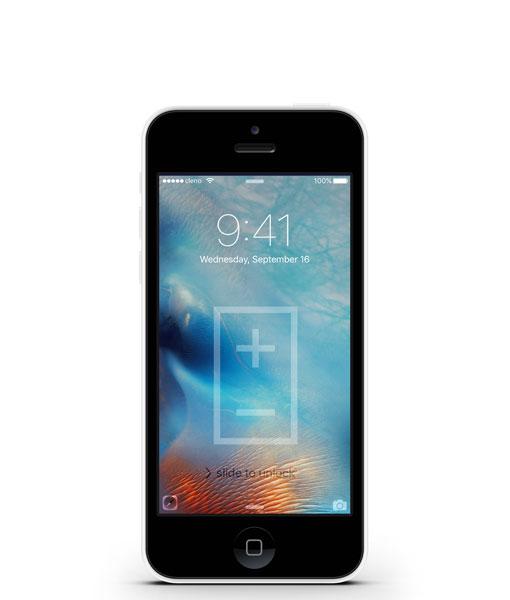 iphone-5c-lautstaerkeregler-reparatur